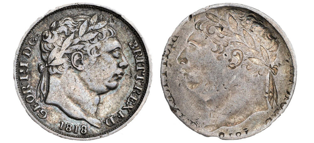 George III sixpence brockage.jpg
