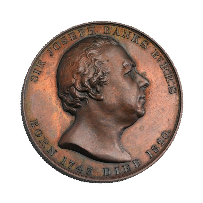 Sir Joseph Banks Medal
