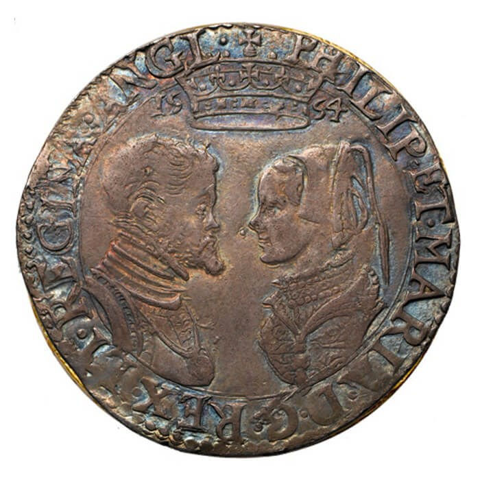 Double Portraits on the Coinage