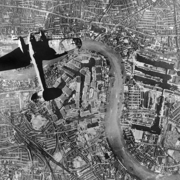 Second World War: Air Raids at the Royal Mint